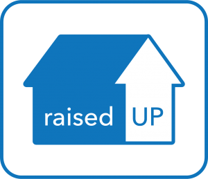 raised Up logo
